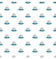 golf ball pattern vector image vector image