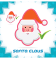 Santa Claus Synbol vector image