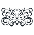 Ornament in form of the rectangle vector image vector image
