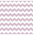 tile pattern violet zig zag on white background vector image vector image