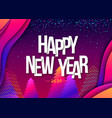 2020 happy new year colorful background