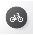 bike icon symbol premium quality isolated bicycle vector image vector image