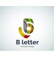 Letter concept logo template