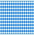 Oktoberfest background Blue background vector image vector image