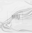 marble stone texture background vector image vector image