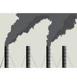 pipe smoke vector image
