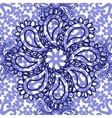 Abstract Elegance Flowe Seamless pattern vector image