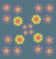 floralfon vector image vector image
