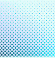 halftone gradient circle pattern background vector image vector image