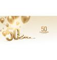 50th anniversary celebration background