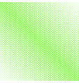 Halftone dotted pattern background design vector image