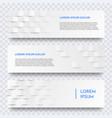 tile pattern background for web banner template vector image