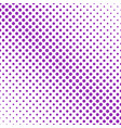 halftone dot pattern background template vector image vector image