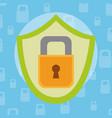 security concept symbol vector image