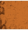 Scratchy Brown Texture vector image vector image
