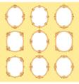 vignette frames vector image