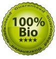 100 bio vector image vector image