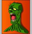 Dead head horror zombie undead