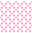 pig s nose and ears festive seamless pattern for vector image vector image