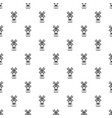 farm windmill pattern seamless vector image vector image