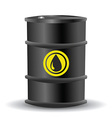 Barrell design vector image vector image