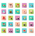 charity sponsorshipdonation and donor icon set vector image vector image