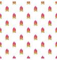 Campfire pattern seamless