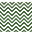 green chevron grunge pattern background vector image