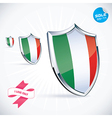 I Love Italy Flag vector image