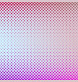 retro gradient heart pattern background design vector image vector image