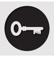 information icon - key vector image vector image