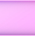 retro gradient heart pattern background design vector image vector image