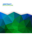 Abstract geometric background for your design vector image vector image