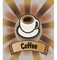 Coffee cup Menu