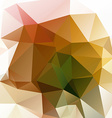 polygonal design - Abstract geometrical background vector image vector image