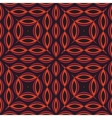abstract technology seamless background vector image vector image