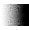 radial halftone pattern gradient background vector image vector image