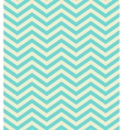 turquoise gradient chevron seamless pattern vector image