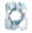 abstract watercolor background for greeting vector image