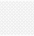 gray diamond pattern seamless lozenge background vector image vector image