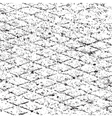 Light Grid Texture vector image vector image