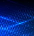 Glowint Lines vector image vector image