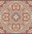 mandala background vintage decorative elements vector image vector image