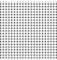 pattern dot graphic collection on white background vector image vector image