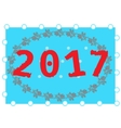 Happy New Year background Pattern element for vector image