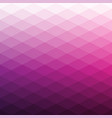 abstract polygonal background of rhombus vector image