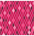 seamless pattern of small rhombuses vector image