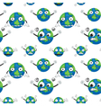 A earth planet vector | Price: 1 Credit (USD $1)