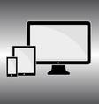 Responsive web design web - computer screen