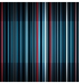 Abstract retro blue and red stripes background vector image vector image